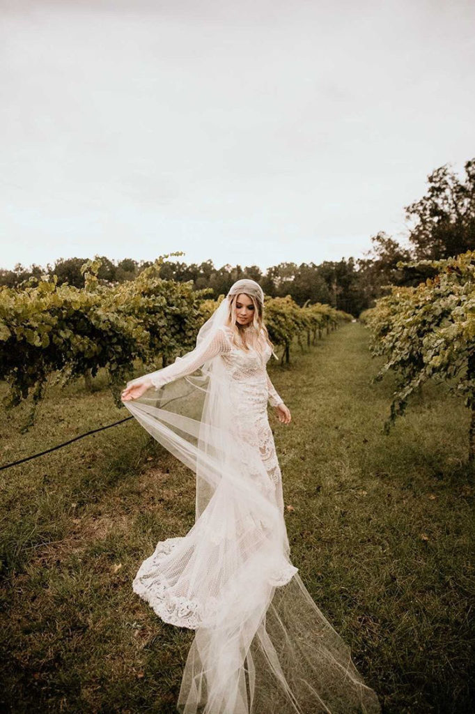 Roux by Modern Trousseau. Made in the USA by Modern Trousseau.