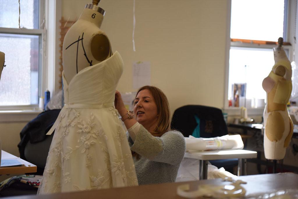 How I Make A Modern Trousseau Gown