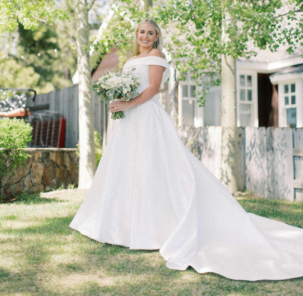 How to Describe your Dream Wedding Dress