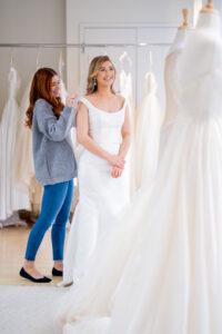 Modern Trousseau bridal stylist